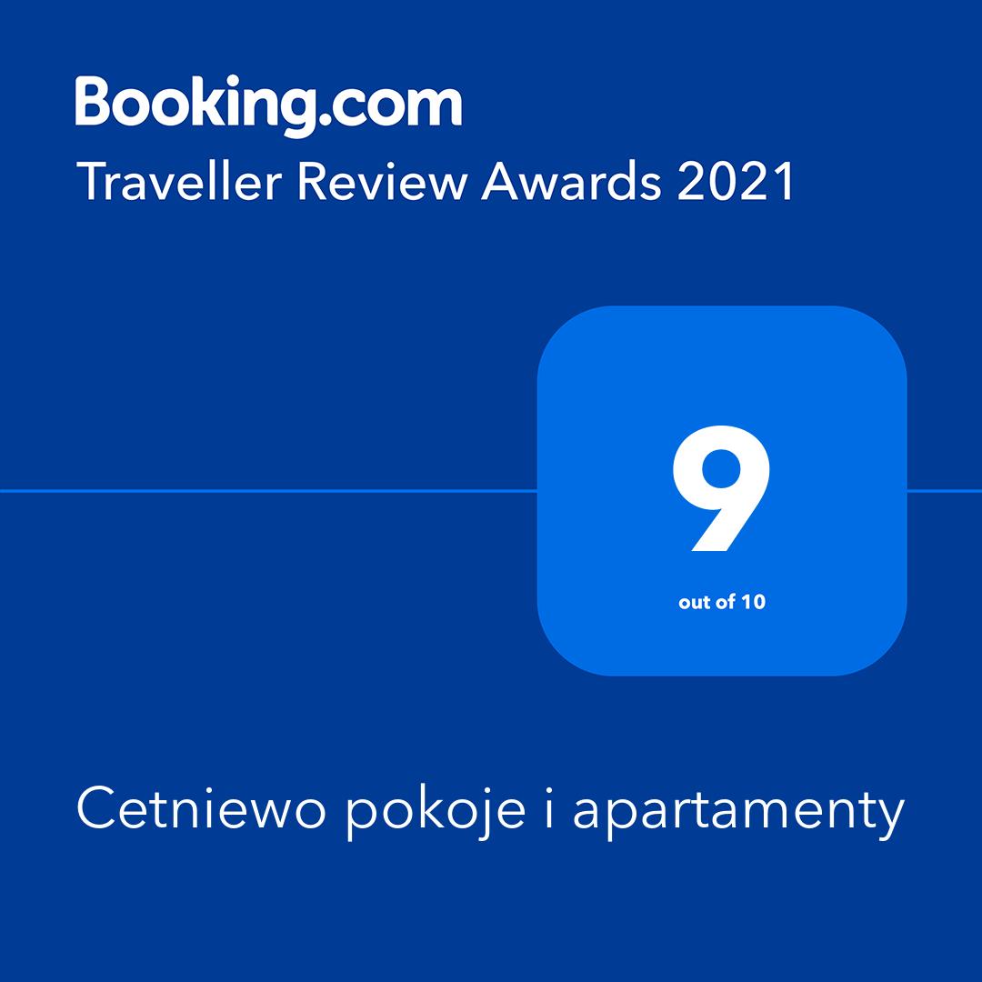 opinia cetniewo.pl booking