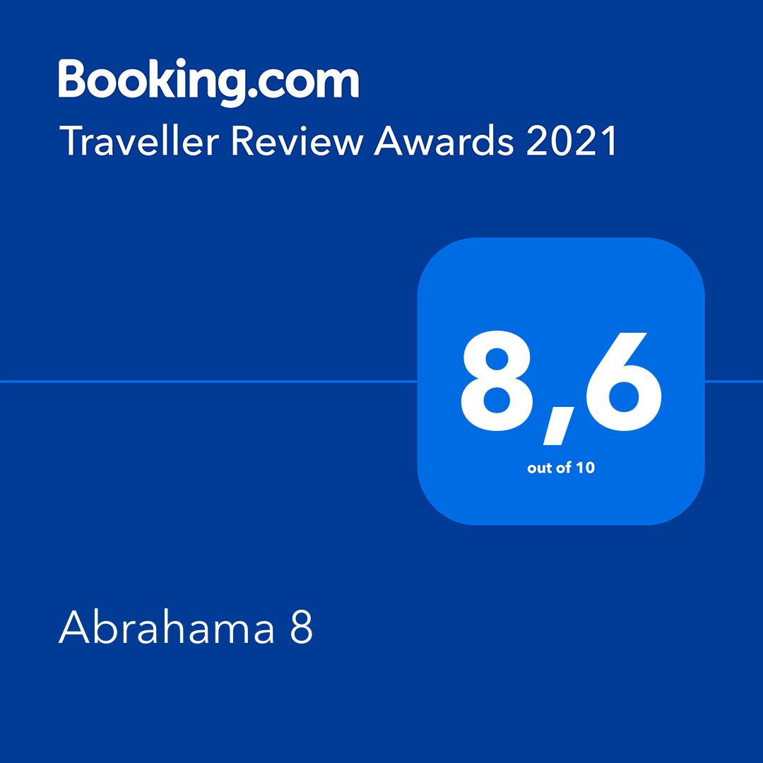 opinia abrahama8 booking