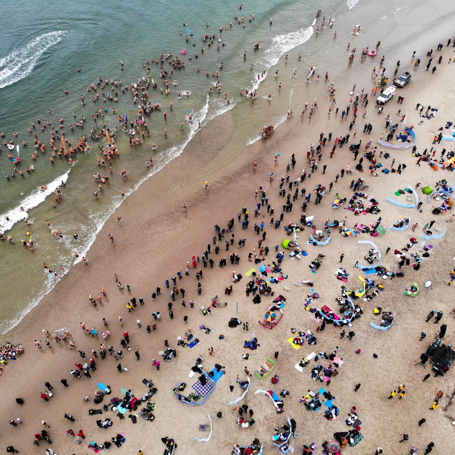 Wielkie Nordowe Morsowanie 2020