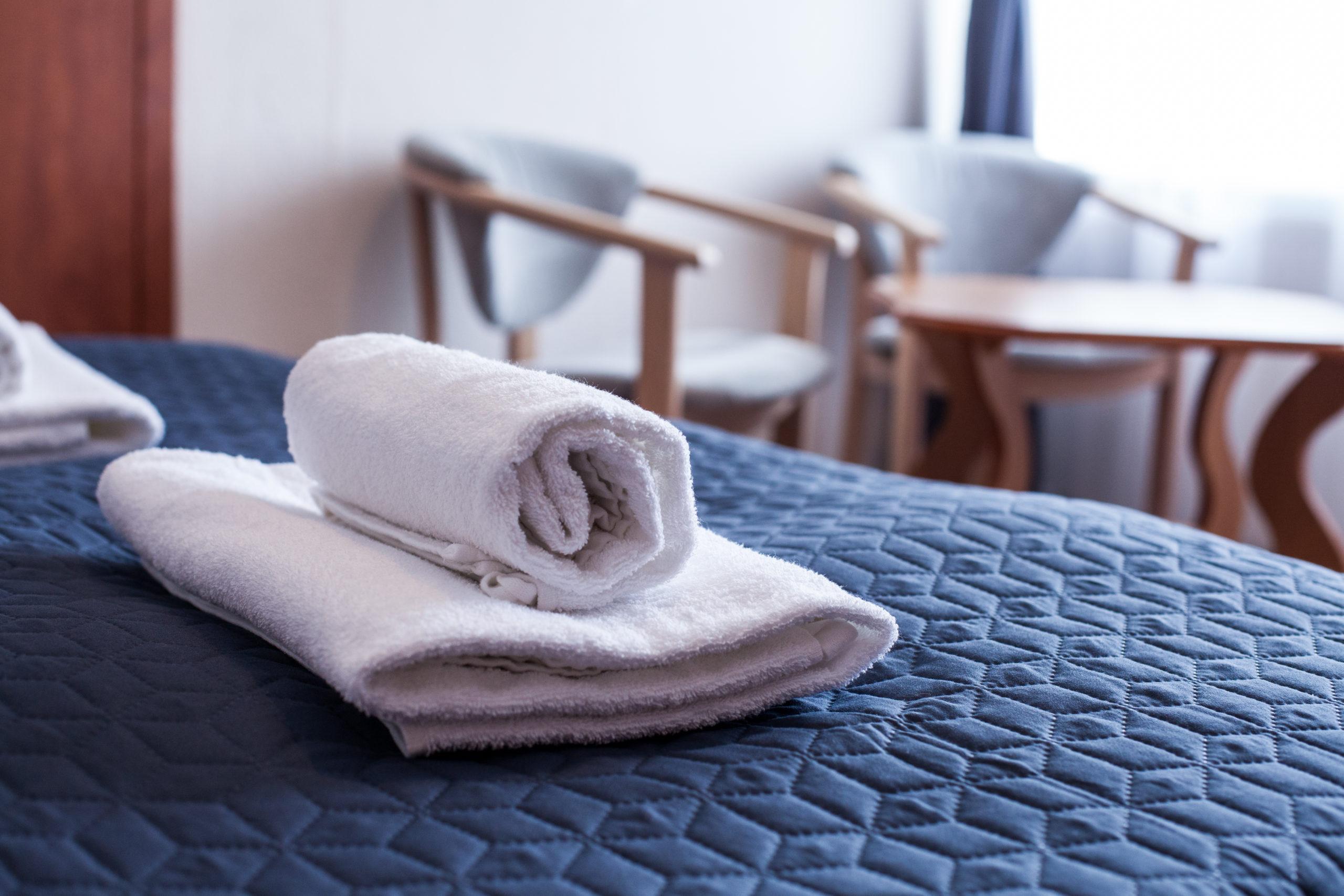 ręcznik i pokój 2 os