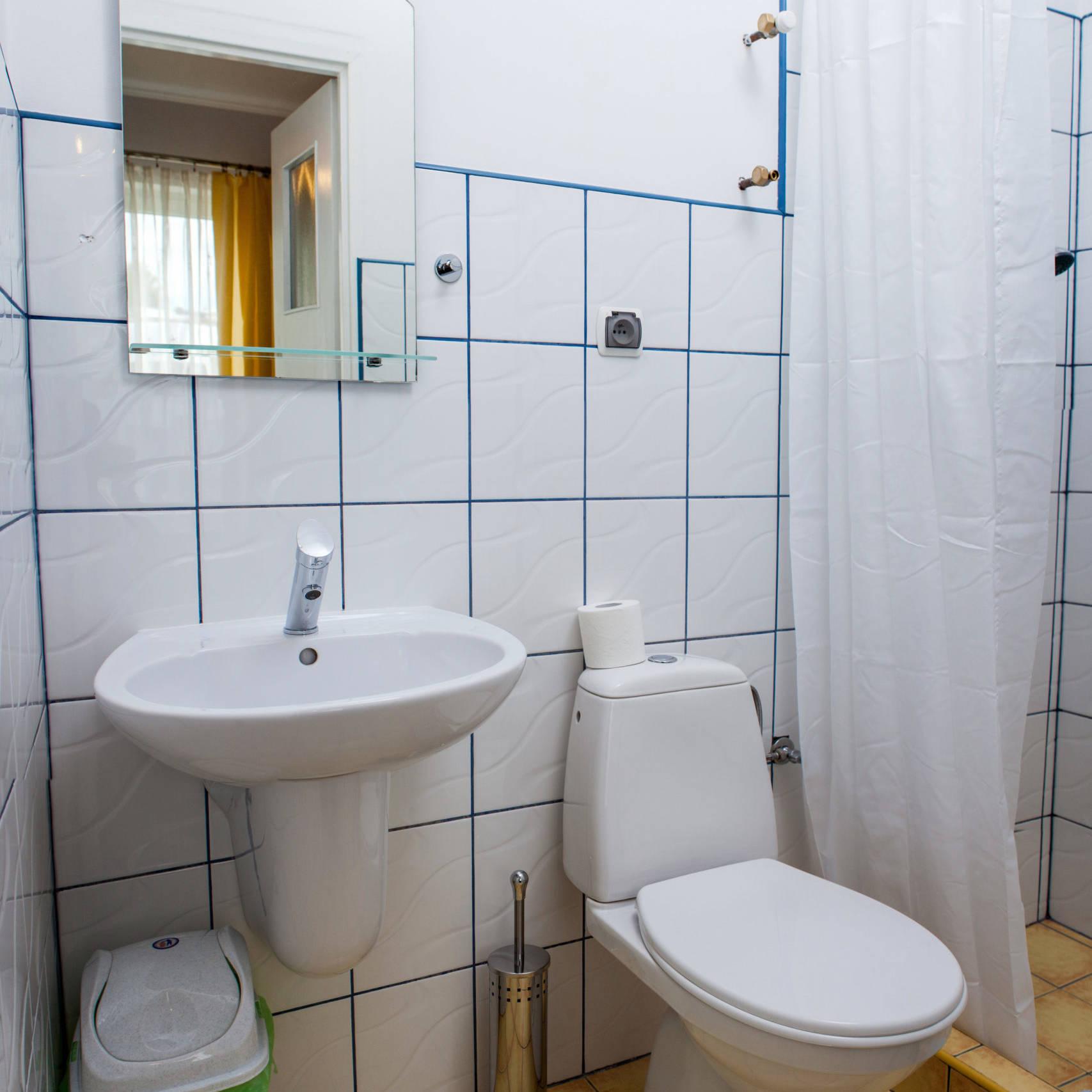 łazienka pokój dla dwóch osób