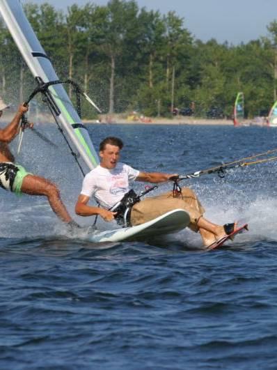 kitesurfing zatoka pucka